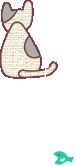 キコリ時計工房(Kicori)の猫モチーフ