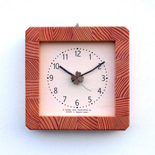 キコリ時計工房(Kicori)オーダーメイド時計1