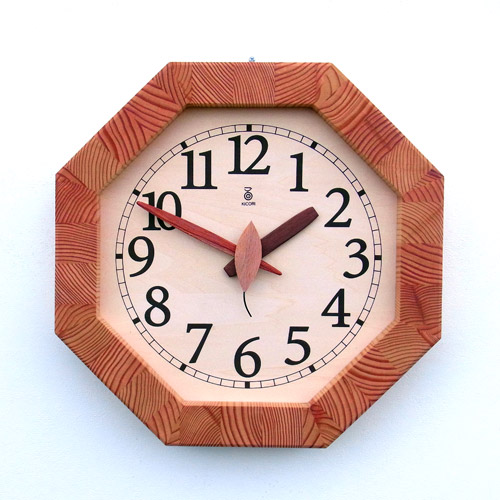 キコリ時計工房(Kicori)オーダーメイド時計4