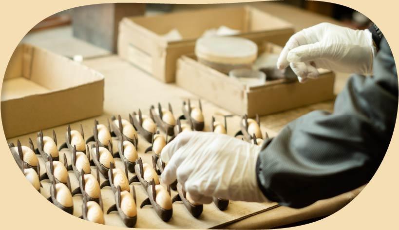 キコリ時計工房(Kicori)は一つひとつ手作業で生産