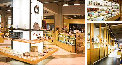 キコリ時計工房(Kicori)取扱い店舗|かわとく壱番館 キューブ店
