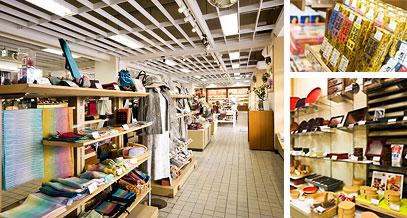 キコリ時計工房(Kicori)取扱い店舗 かわとく壱番館 内丸店