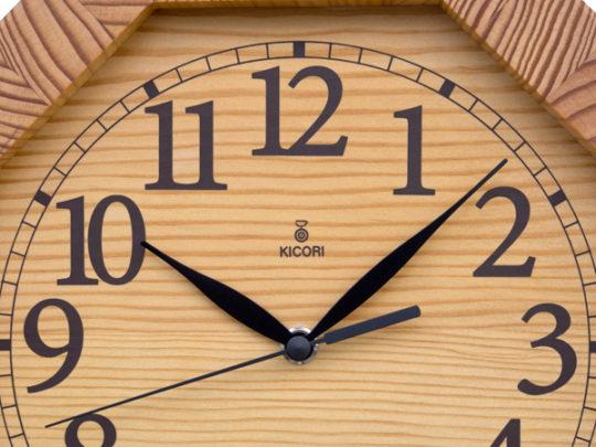 木製の掛け時計・置き時計・からくり時計など贈り物に人気の手作り時計 |キコリ時計工房(Kicori)【本店】|八角時計