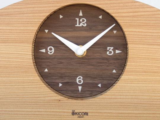 木製の掛け時計・置き時計・からくり時計など贈り物に人気の手作り時計 |キコリ時計工房(Kicori)【本店】|くじらの時計