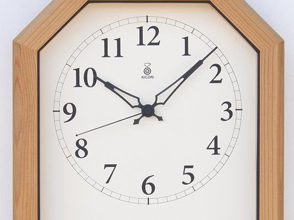 木製の掛け時計・置き時計・からくり時計など贈り物に人気の手作り時計 |キコリ時計工房(Kicori)【本店】|ヤマゲラの電波時計