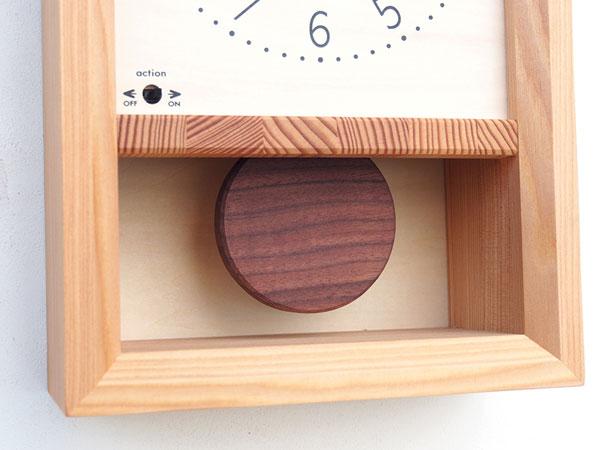 木製の掛け時計・置き時計・からくり時計など贈り物に人気の手作り時計 |キコリ時計工房(Kicori)【本店】|青い鳥のカッコー時計
