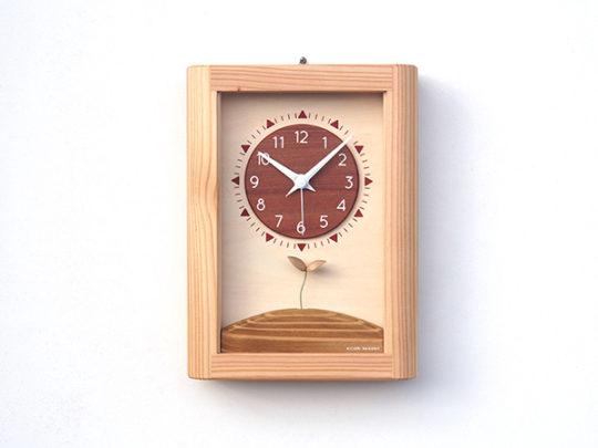 ひなたの時計
